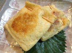 【食】納豆巾着