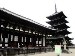 【観】興福寺五重塔