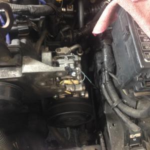 FD3S エアコン修理完了&ドアノブ修理