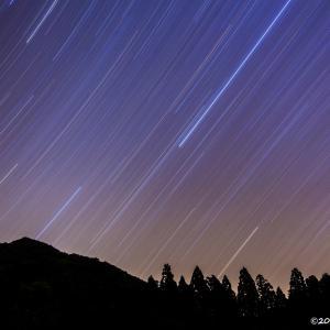 星の色って鮮やか!! ~オリオン座の軌跡~