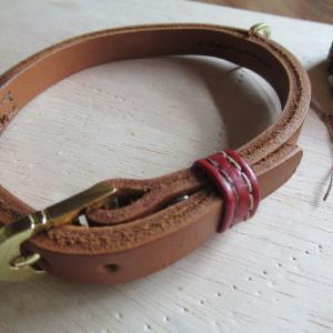 手作り首輪 2