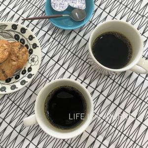 マレーシア移住22ヵ月目@2年ぶりに挽いて淹れた至福の香りに癒されました♡おうちカフェ♡