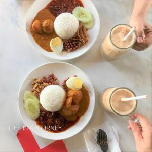 マレーシア移住22ヵ月目【AREA:Sri Petaling】マレーシア版ファミレスでお得朝食♡