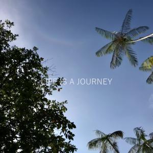 移住2Y9M【Bukit Jalil】天からの贈り物、3回目の逆さ虹♡