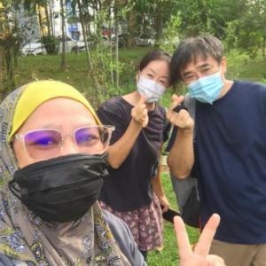 移住2Y10M【Bukit Jalil】ボタニカルなひととき、休日限定ルート♡