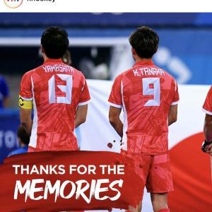 移住2Y10M@東京オリンピック、男子ホッケー「サムライジャパン」ありがとう♡