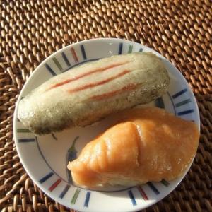 食パン「寿司:コハダ&赤貝」