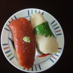 食パン「鮨:鮪&イカ」