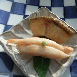 食パン「蟹にぎり」