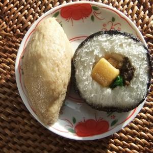 食パン「いなり&巻き寿司」