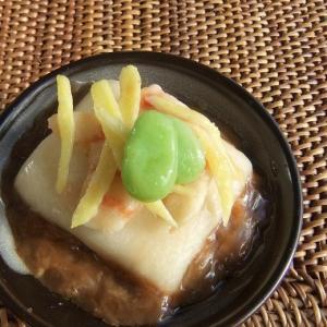 食パン「海老と豆腐のとろろ蒸し」