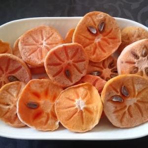 柿のドライフルーツのつづき