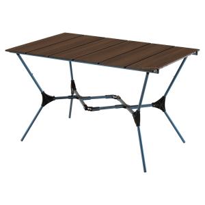 【キャンプギア】モンベル:マルチフォールディングテーブルワイドが理想に近いテーブルだった