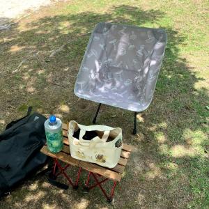 【雑記】仕事のお昼休みにディキャンプ(という名のお昼ごはん)を強行してみた!