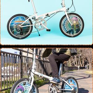 【キャンプギア】ゆるキャン△×DAHON:ミニベロは自転車として間違いない! けど気になる点も・・・