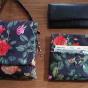長財布を作る。