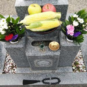 6/20父の日&墓参り