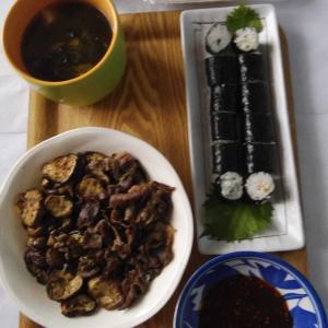 不味い細巻き寿司