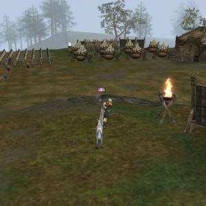 オーク要塞戦にいってみました