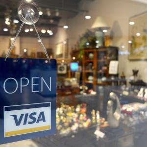 ビザ【VISA】からの配当金と企業業績