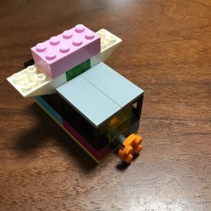 ケイのレゴ作品:5歳男子がレゴで飛行機を作ったよ