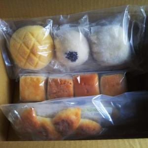 グルテンフリーの100%米粉パン