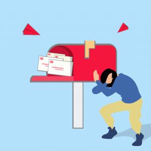 勝手に郵送してくる楽天市場のダイレクトメールを停止する方法