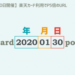 楽天カード利用でP5倍のエントリーURLを自動で書き換える方法【コピペOK】