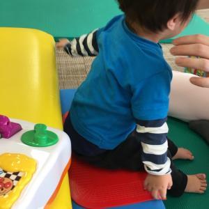 ポーテージ・通園・リハPT (低緊張児の股関節・膝関節アプローチ)