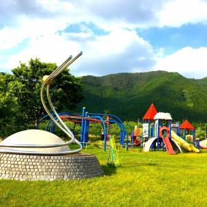 公園、公園、公園♪