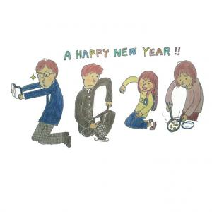 2020年  (再投稿…)