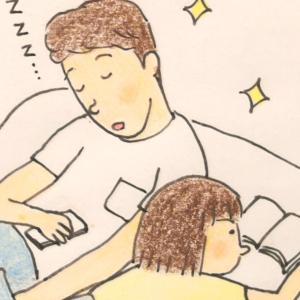 〈尊敬とは〉 4コマ漫画