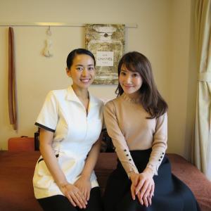 読者モデルの吉田美紀さんが、ご来店くださいました♪