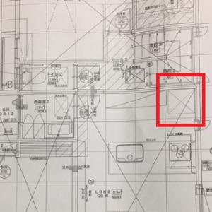 冷蔵庫と壁までの距離について