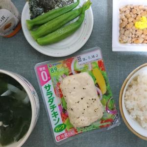 納豆の日も納豆を食べる