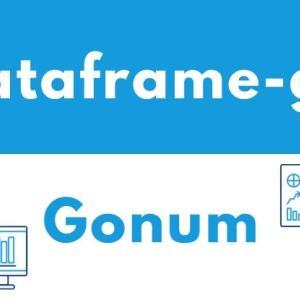 【Go言語】dataframe-goとGonumで行列演算や統計量算出をしてみる