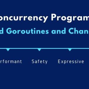 Go言語で並行処理プログラミング入門から実践まで -goroutineとchannelのチュートリアルあり-