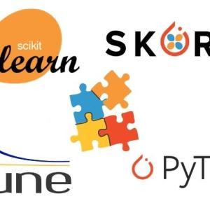 【Tune-sklearn】機械学習のハイパーパラメータを自動チューニングする -Pytorch(using skorch)編-