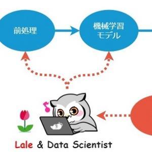 【AutoML】Laleでパイプライン構築からハイパーパラメータ チューニングまで自動化する