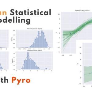 Pyroによる一般化線形モデル(GLM)のベイズモデル化【ベイズ統計モデリング入門】