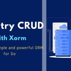 【Go言語(Golang)】XORMによるデータベース操作 -ORM入門-