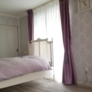 ベッドの位置を変えたらどうなるかな?