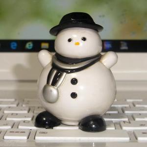 雪だるま君_ライター付