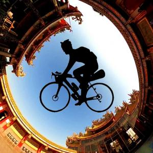 五千頭の龍と秩父自転車旅