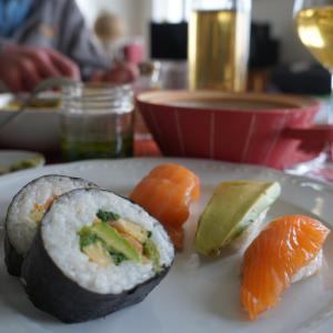 母国の手料理 おSUSHI / cielo grigio