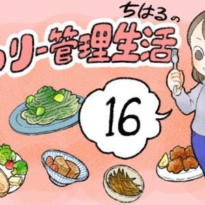 カロリー管理生活(16) 16日目~18日目に食べたものまとめ