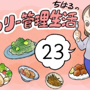 カロリー管理生活(23) 23日目〜25日目に食べたものまとめ