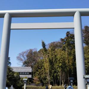 櫻木神社正式参拝 R2.3/25