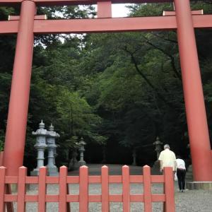 香取神宮⛩️参拝  令和元年 8/11