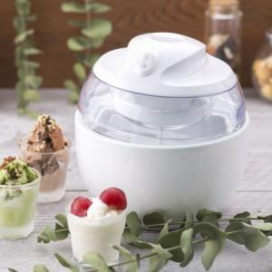 【コラボお知らせ】貝印アイスクリームメーカー コラボレッスン